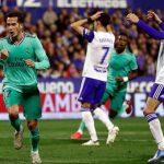 Real Madrid vào tứ kết Cup Nhà Vua