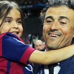 Con gái Luis Enrique qua đời vì bệnh ung thư