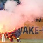 CLB Hà Nội bị treo sân hết mùa V-League