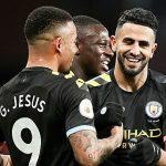 Man City lên nhì bảng Ngoại hạng Anh