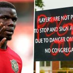 CĐV Man Utd đòi đuổi Pogba