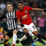 Man Utd vào vòng knock-out Europa League