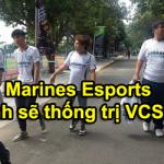 """Boba Marines đổi tên thành Marines Esports, công bố đội hình chính thức """"thống trị"""" VCSA 2017"""