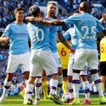 Man City lập kỷ lục ghi 5 bàn nhanh nhất Ngoại hạng Anh