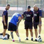 Messi nghỉ thi đấu trận gặp Valencia
