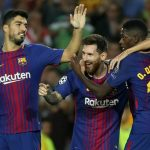 Messi: 'Dembele cần chuyên nghiệp hơn'