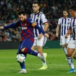 Messi lập cú đúp trong chiến thắng của Barca