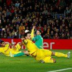 Messi đưa Barca vào vòng 1/8 Champions League