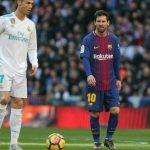 Messi qua mặt Ronaldo về số bàn cấp CLB