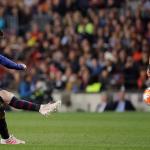 Messi giành giải 'Bàn thắng đẹp nhất UEFA'