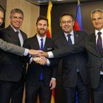 Lãnh đạo Barca: 'Messi phải nhiều hơn Ronaldo 10 Quả Bóng Vàng'
