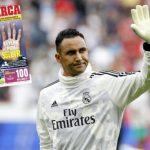 Thủ môn Navas đòi rời Real Madrid
