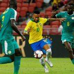 HLV Brazil thất vọng vì trận hòa Senegal