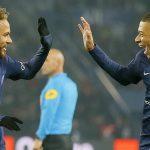Mbappe, Neymar đem ba điểm về cho PSG