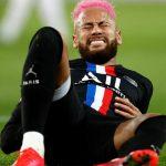 Neymar lại chấn thương dịp sinh nhật