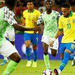 Brazil hòa Nigeria trong ngày Neymar chấn thương