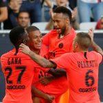 PSG thắng tối thiểu nhờ công Neymar