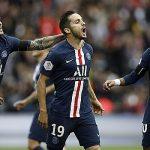 PSG thắng đậm đội nhì bảng ở Ligue 1
