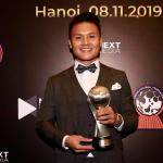 Quang Hải đặt mục tiêu cao nhất ở SEA Games 2019