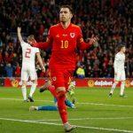 Ramsey đưa Xứ Wales tới Euro 2020