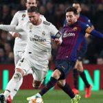 Ramos san bằng một kỷ lục ghi bàn của Messi