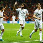 Real thoát hiểm bằng trận thắng Galatasaray