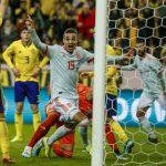 Tây Ban Nha giành vé dự Euro