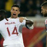 Bồ Đào Nha thắng trận đầu ở vòng loại Euro