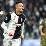 Ronaldo bắt kịp Messi về số bàn thắng mùa này