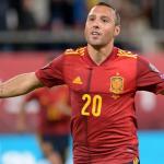 Cazorla lần đầu ghi bàn cho Tây Ban Nha sau bốn năm