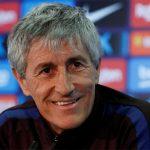 HLV Setien ngạc nhiên về sự thích ứng của cầu thủ Barca