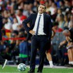 Barca sa thải HLV Valverde