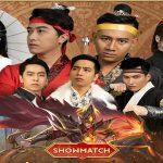Cris Phan và Blackbi đối đầu trực tiếp tại Showmatch của Chung Kết ĐTDV mùa Đông 8/11