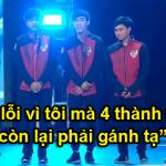 Thừa nhận mình chơi kém cỏi nhất trong đội All Star Việt Nam, game thủ đăng đàn xin lỗi fan hâm mộ