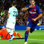 Suarez nghỉ bốn trận liên tiếp của Uruguay
