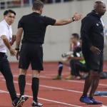 HLV Malaysia bỏ họp báo sau khi thua Việt Nam