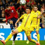 Tây Ban Nha ghi trung bình ba bàn mỗi trận ở vòng loại Euro 2020