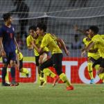 Thái Lan thua Malaysia ở chung kết U15 Đông Nam Á