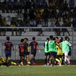 Liên đoàn bóng đá Thái Lan hứa giáo dục lại các cầu thủ trẻ