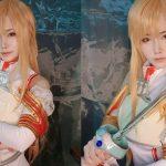 Liên Quân Mobile: Chiêm ngưỡng cosplay Butterfly Asuna Tia Chớp đầy mạnh mẽ