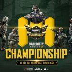 Chi tiết Bracket giải đấu Call of Duty Mobile Championship với tổng giải thưởng 60 triệu đồng