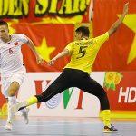 Việt Nam gặp Thái Lan ở bán kết futsal Đông Nam Á