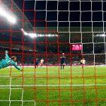 Bayern thoát thua trên sân RB Leizpig