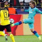 Griezmann: 'Tôi cần thời gian để hiểu Suarez, Messi'
