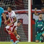 Tottenham vuột chiến thắng trên đất Hy Lạp