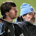 Veron: 'Không công bằng khi so sánh Messi và Maradona'