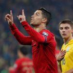 Ronaldo: 'Tôi không tìm kiếm, kỷ lục tự tìm đến'