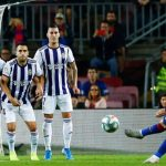 Vidal: 'Messi đến từ hành tinh khác'