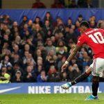 Solskjaer: 'Rashford đá phạt y hệt Ronaldo'