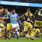 Guardiola: 'Southampton chơi phòng ngự 11 người'